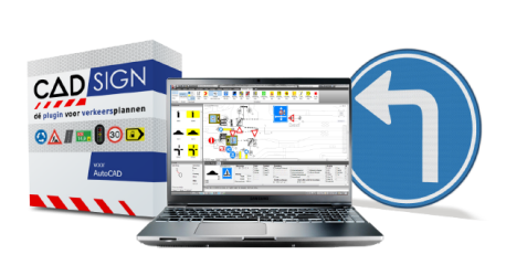 CADSIGN, dé plugin voor verkeersplannen